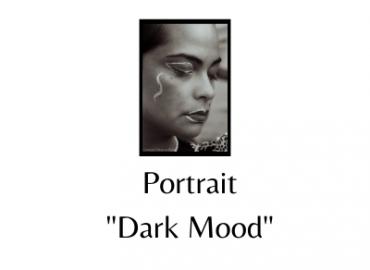 "portrait ""dark mood"""