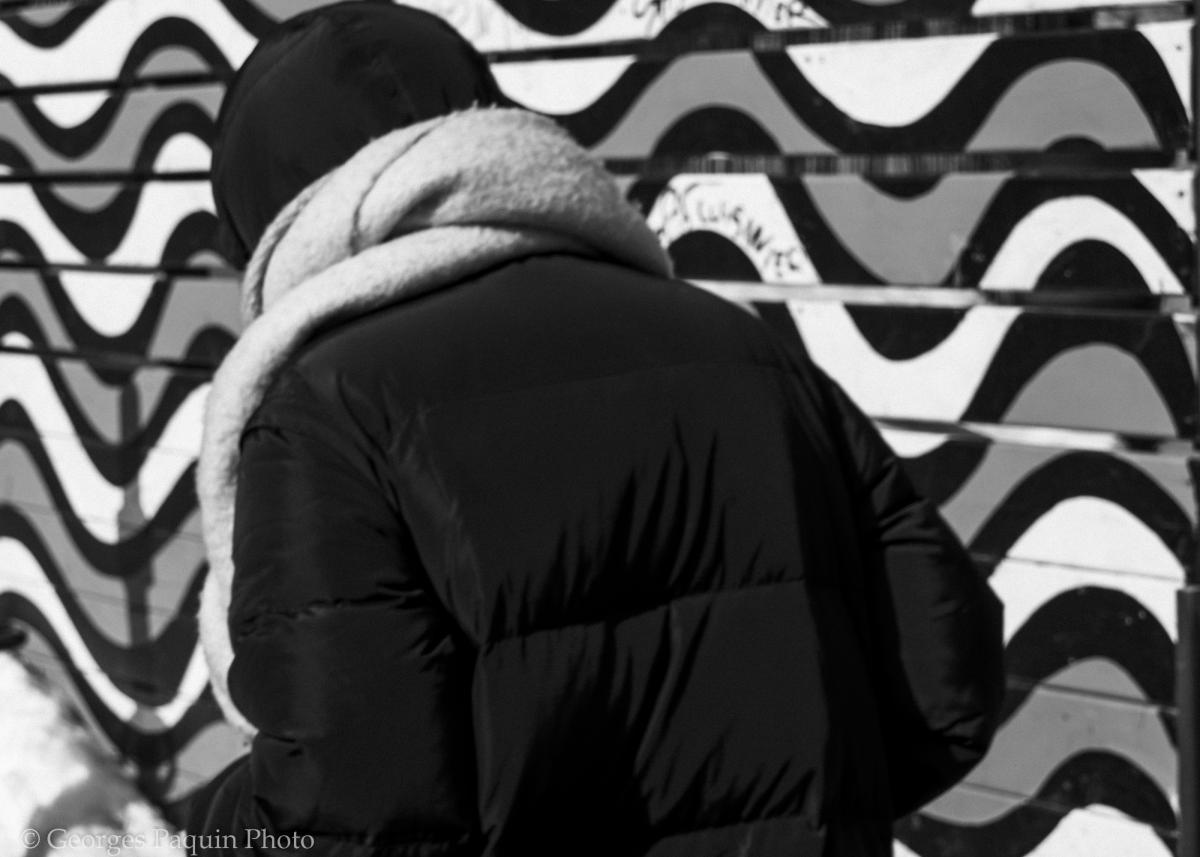 """Photo du projet """"Deux semaines en noir et blanc"""""""