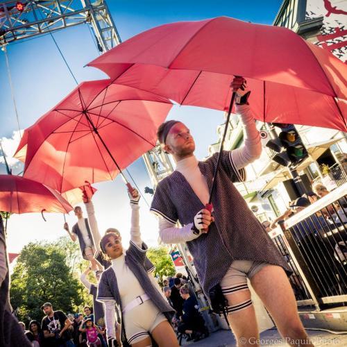 Festival Montréal Complètement Cirque