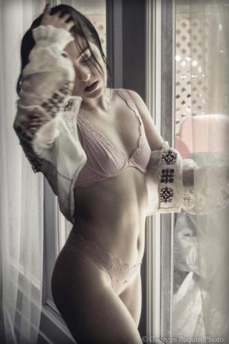 Photo de boudoir