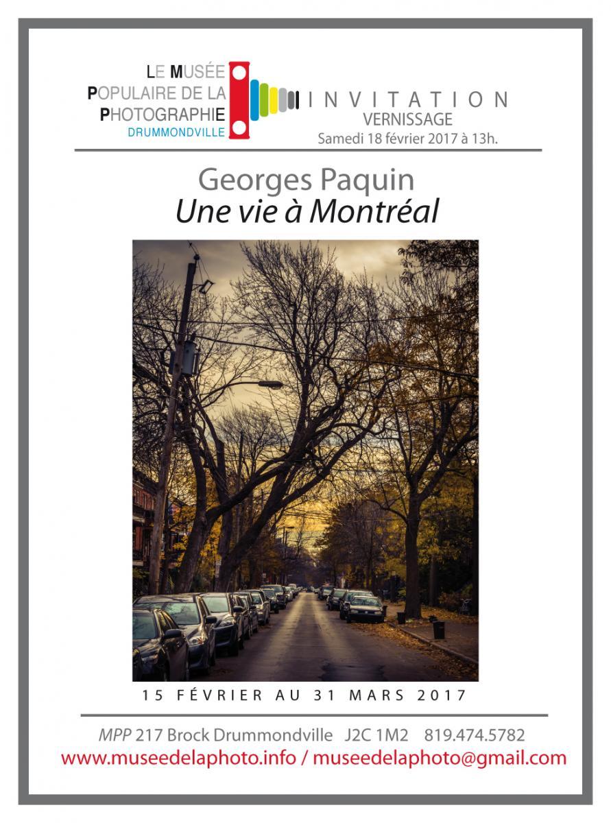 Une vie à Montréal