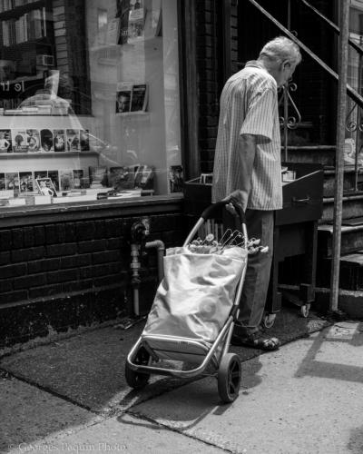 Les gens des rues de Montréal