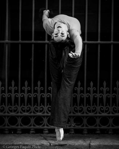 Danseuse: Marina Simonnot