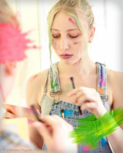 Julia peinture