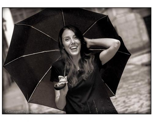 Joanie pluie