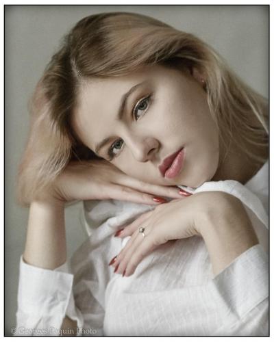 Modèle: Oleksandra