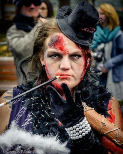 Montreal Zombie Walk 2018